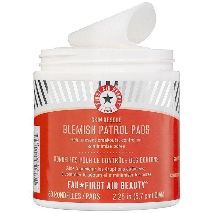 Skin Rescue Blemish Patrol Pads 60 pads