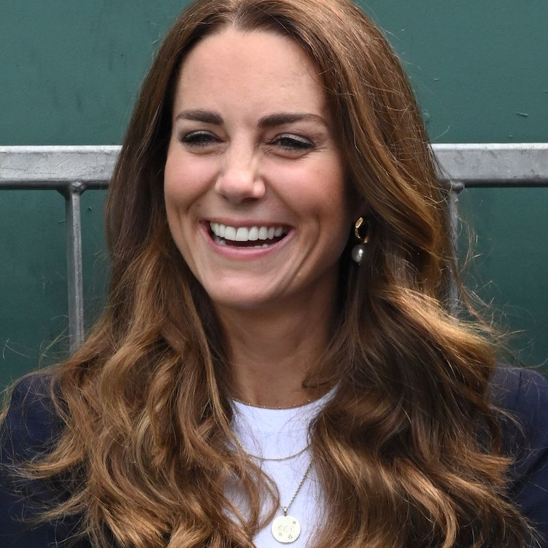 Brown Hair Color Kate Middleton Duchess of Cambridge