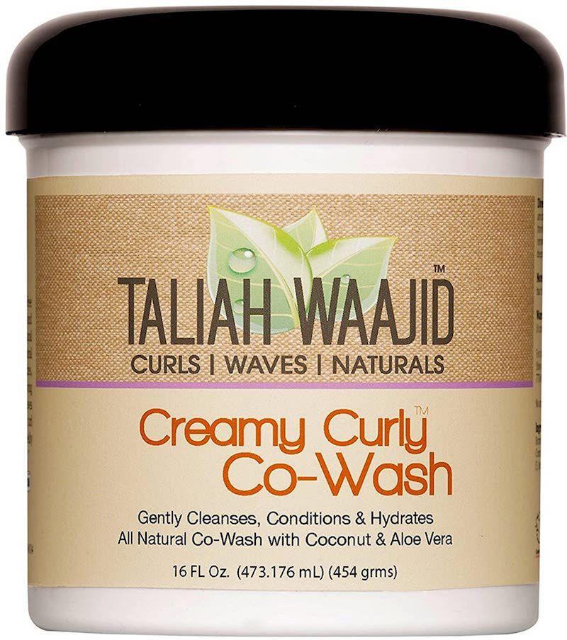 creamy co-wash