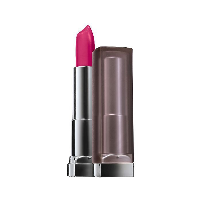 products models actually use: Maybelline Color Sensational Creamy Matte Lip Color, Mesmerizing Magenta, 0.15 Ounce