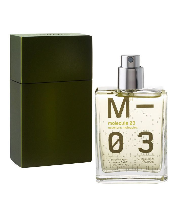 Mini perfume: Escentric Molecules Molecule 03 Eau de Toilette 30ml Travel Size with Case