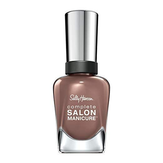 Sally Hansen Complete Salon Manicure in Brown Nose