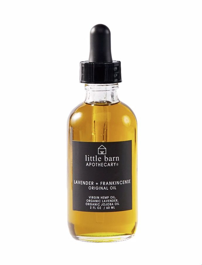 Little Barn Apothecary Lavender + Frankincense Original Oil