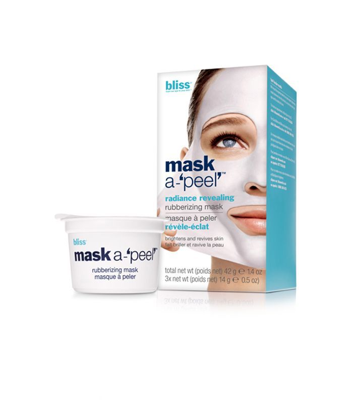 skincare trends 2018: Bliss Mask a-'Peel'
