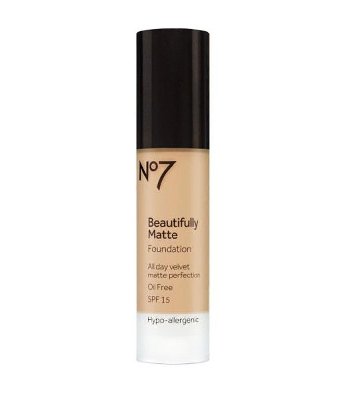 best foundation for acne: No. 7 beautifully matte