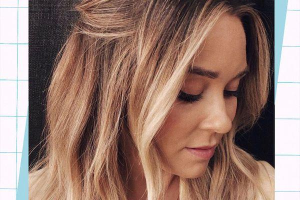 lauren conrad balayage hair inspiration