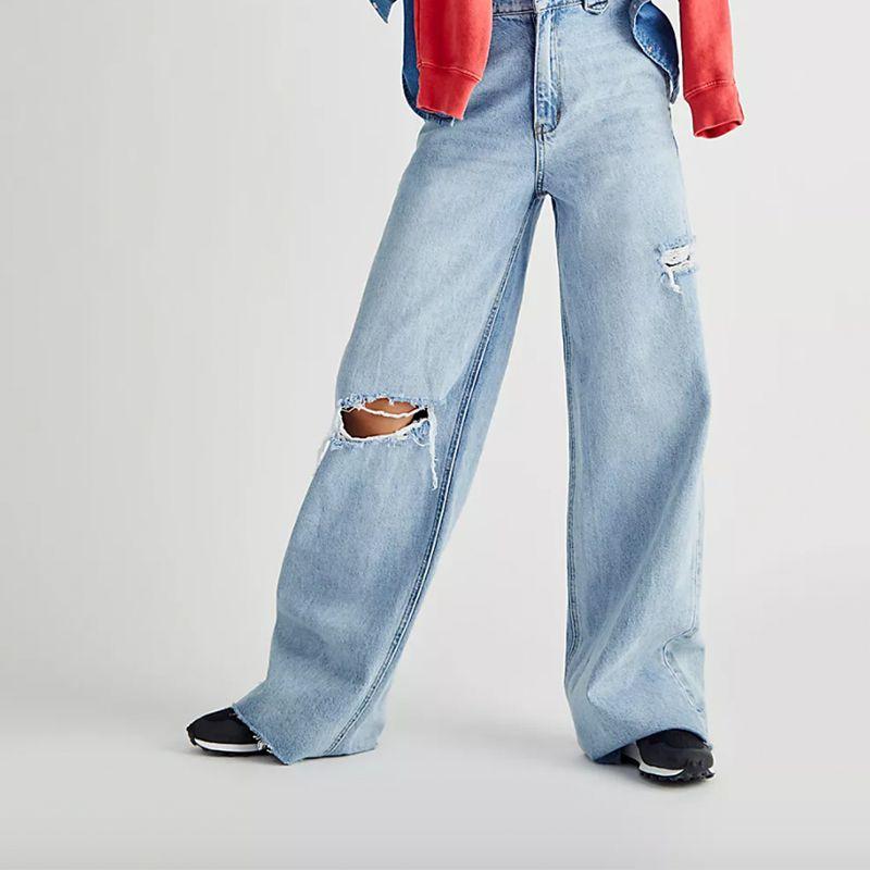 ZGY Hi Hights Organic Jeans