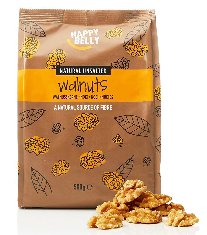 Happy Belly Light Halves Walnuts