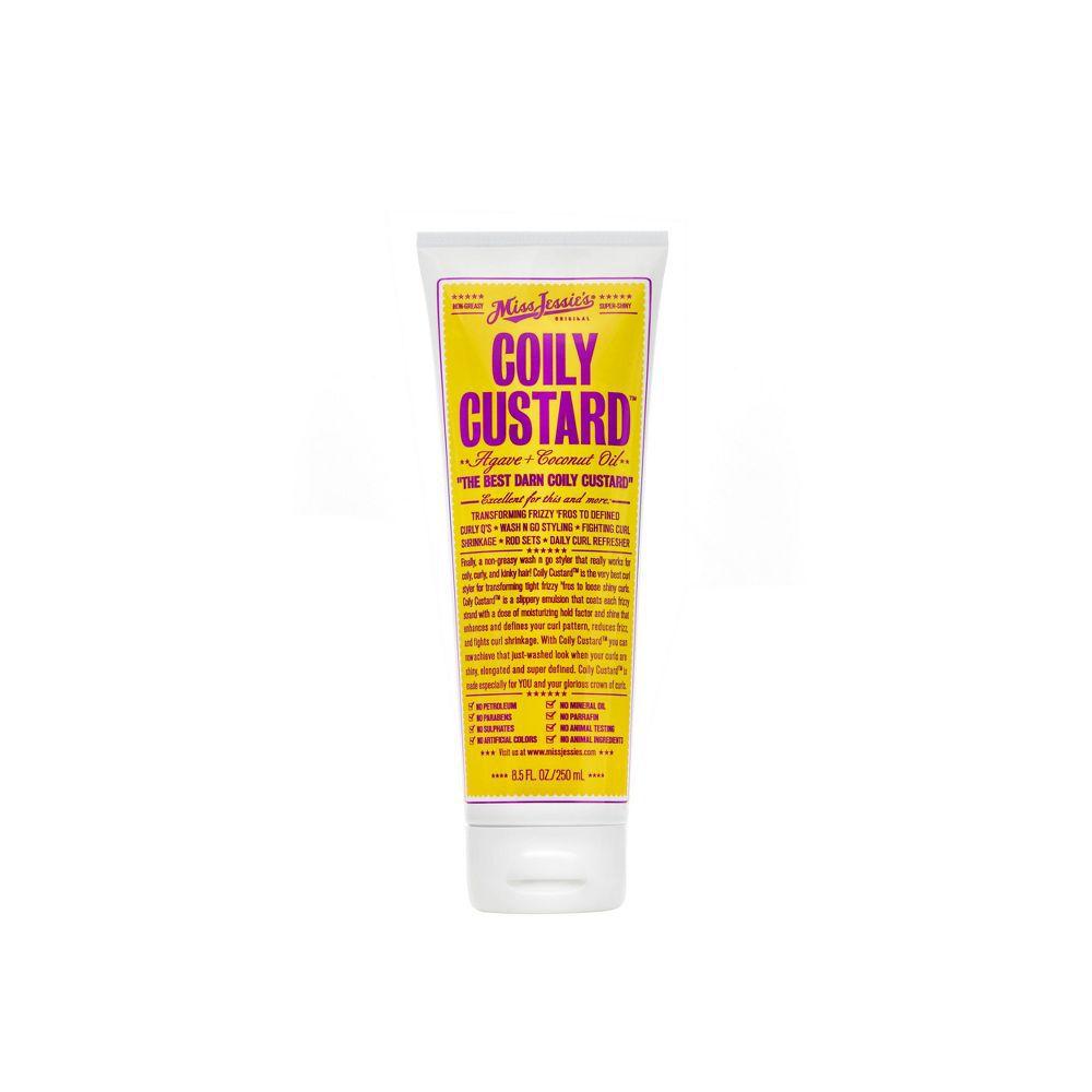 Miss Jessie's Coily Custard