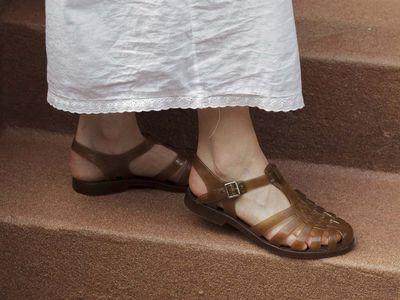 sandana jelly sandal