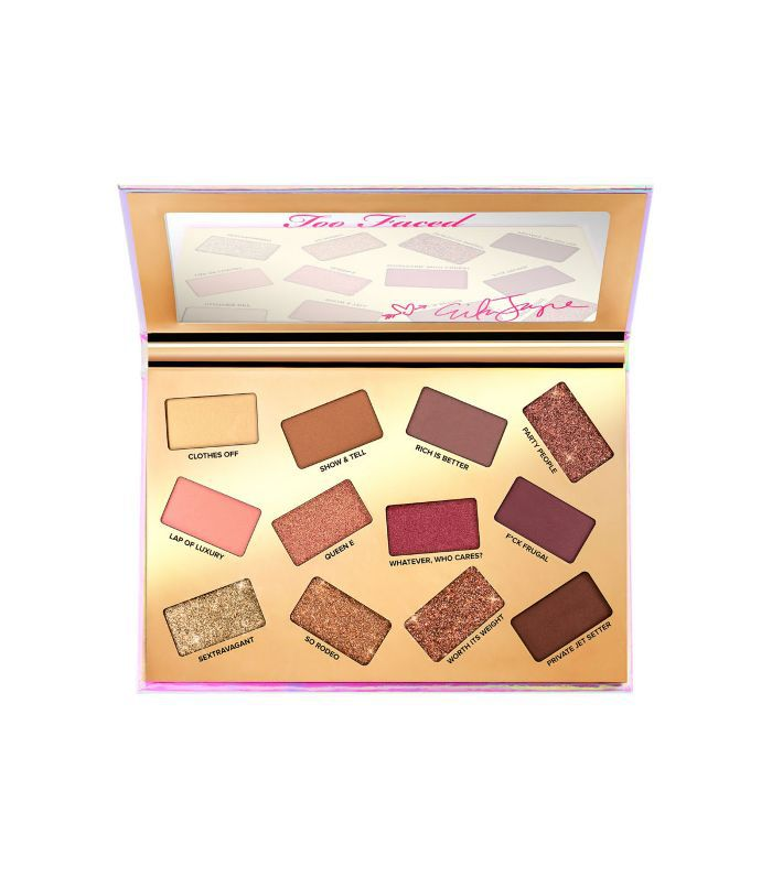 Too Faced Pretty Mess Limited Edition Eyeshadow Palette