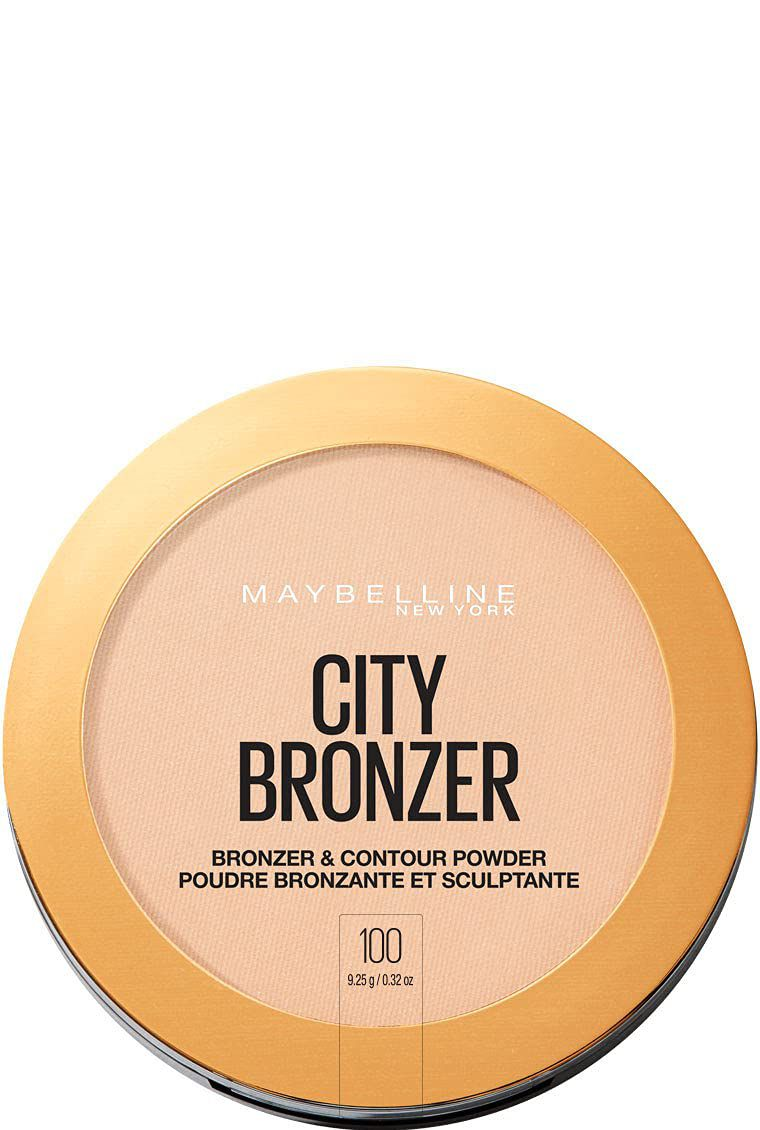 Maybelline New York City Bronzer Powder Makeup