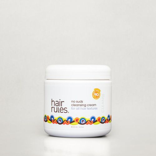 Hair Rules No Suds Cleansing Cream