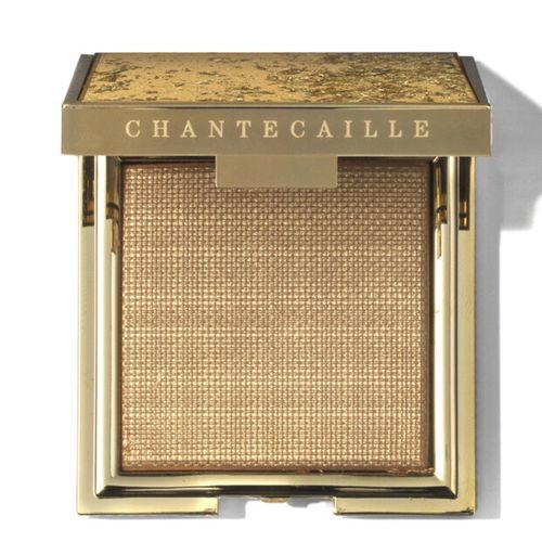 Gold highlighter compact