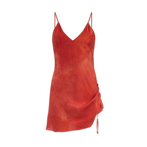 Vee Mini Slip Dress ($275)