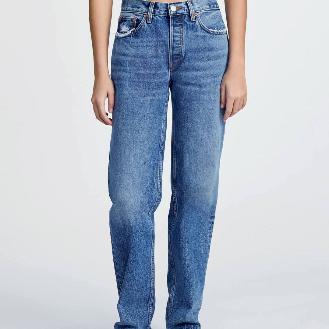 Re/Done '90s Comfy Jean