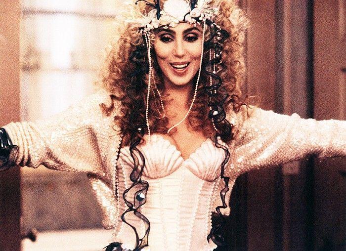 Cher in Mermaids