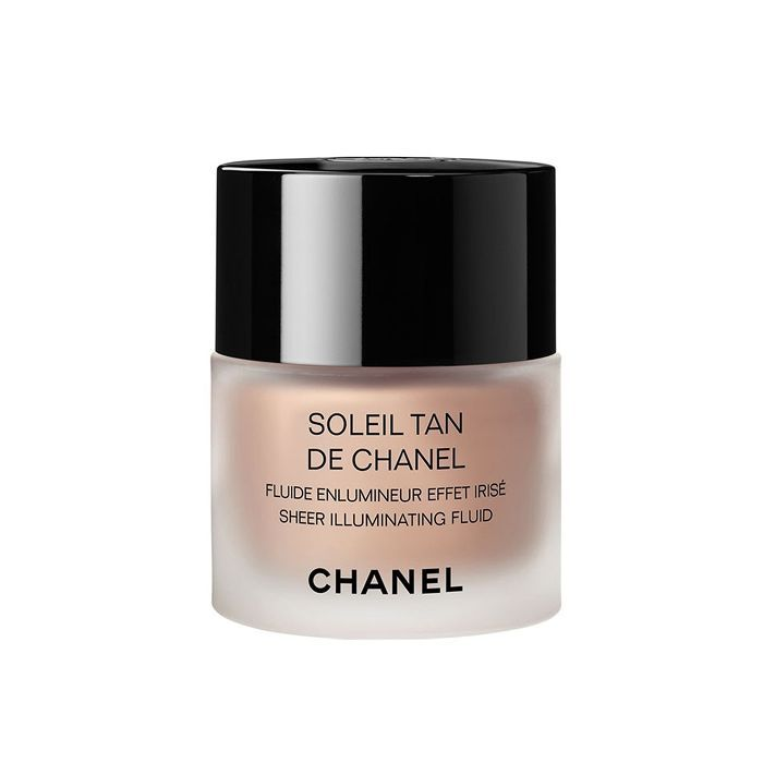 Soleil De Tan de Chanel Sheer Illuminating Fluid