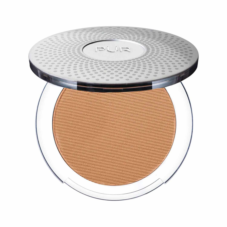 4-in-1 Pressed Mineral Makeup Broad Spectrum SPF 15 Powder Foundation