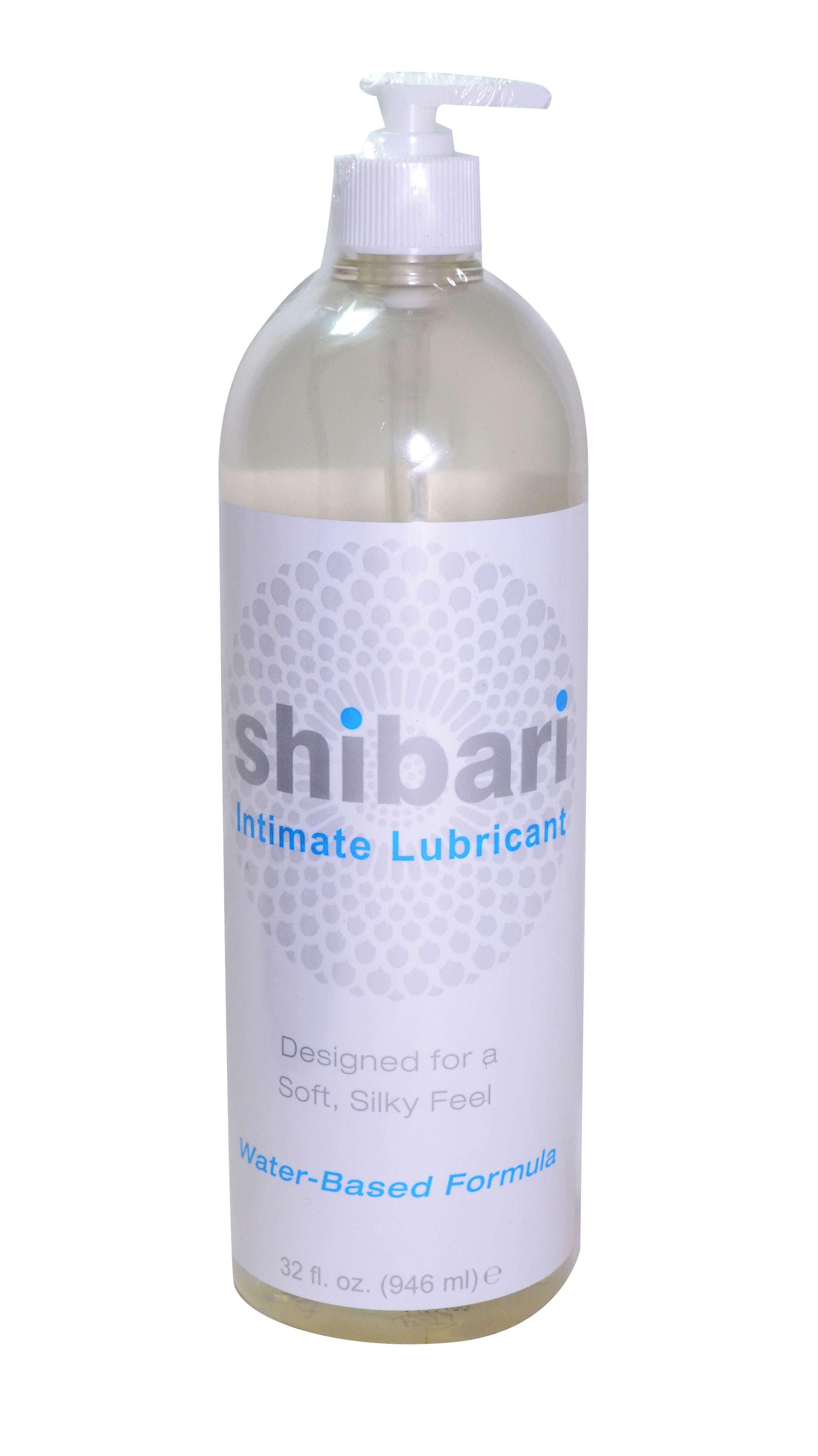 Shibari personal lubricant