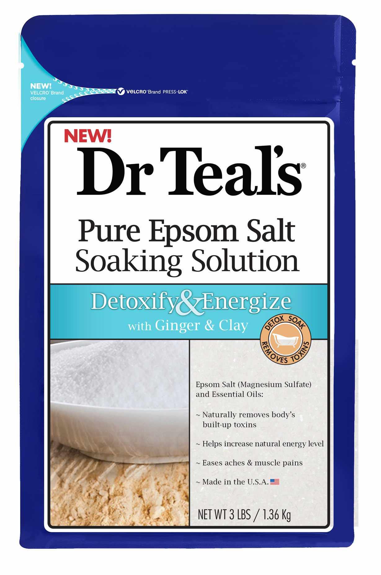 Dr. Teals Pure Epsom Salt