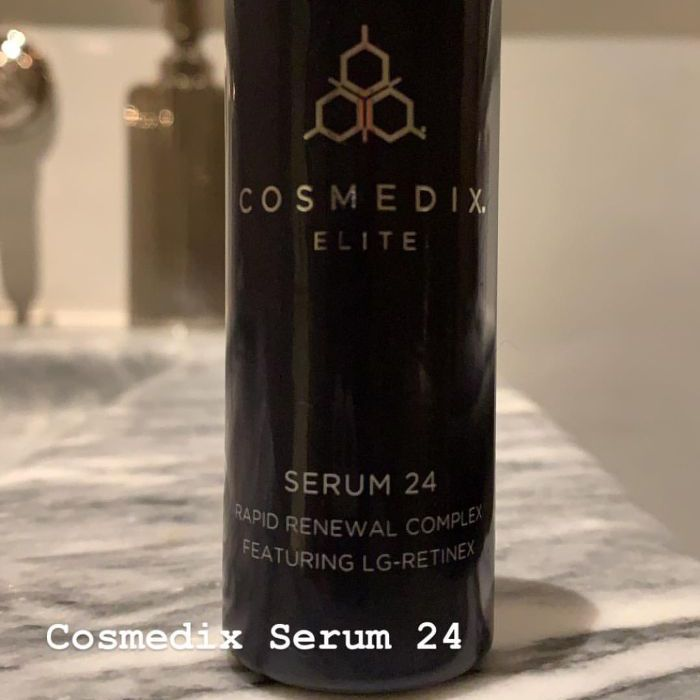 Victoria Beckham Just Posted About Cosmedix Skincare