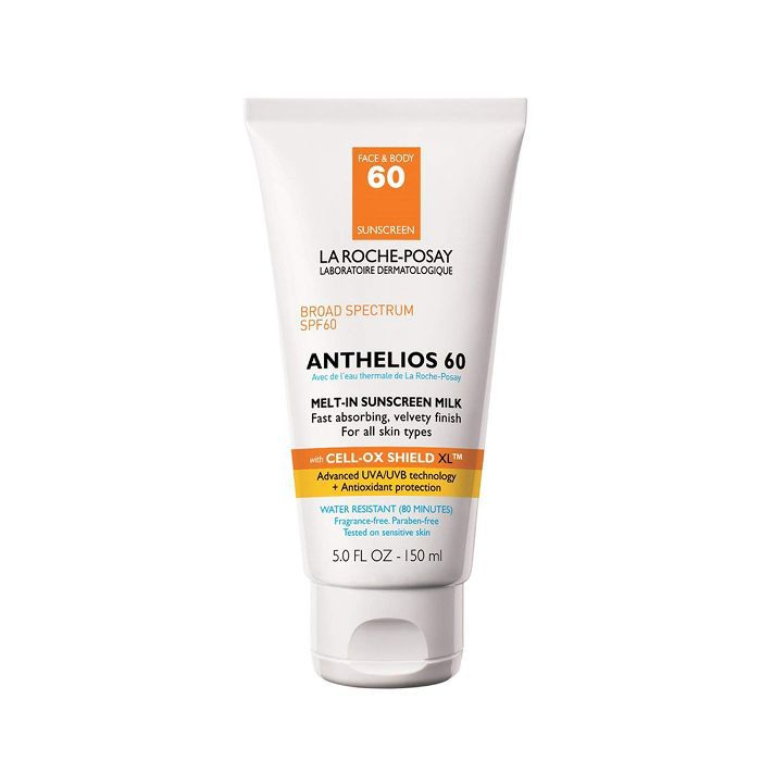 La Roche-Posay Anthelios 60 Face & Body Melt In Sunscreen Milk SPF 60