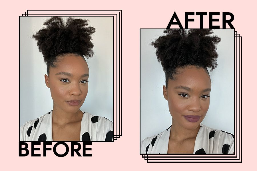 Fenty Beauty Stunna Lip Paint Results on Khera Alexander