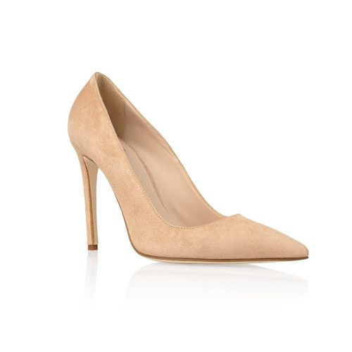 Brother Vellies Nude Pumps