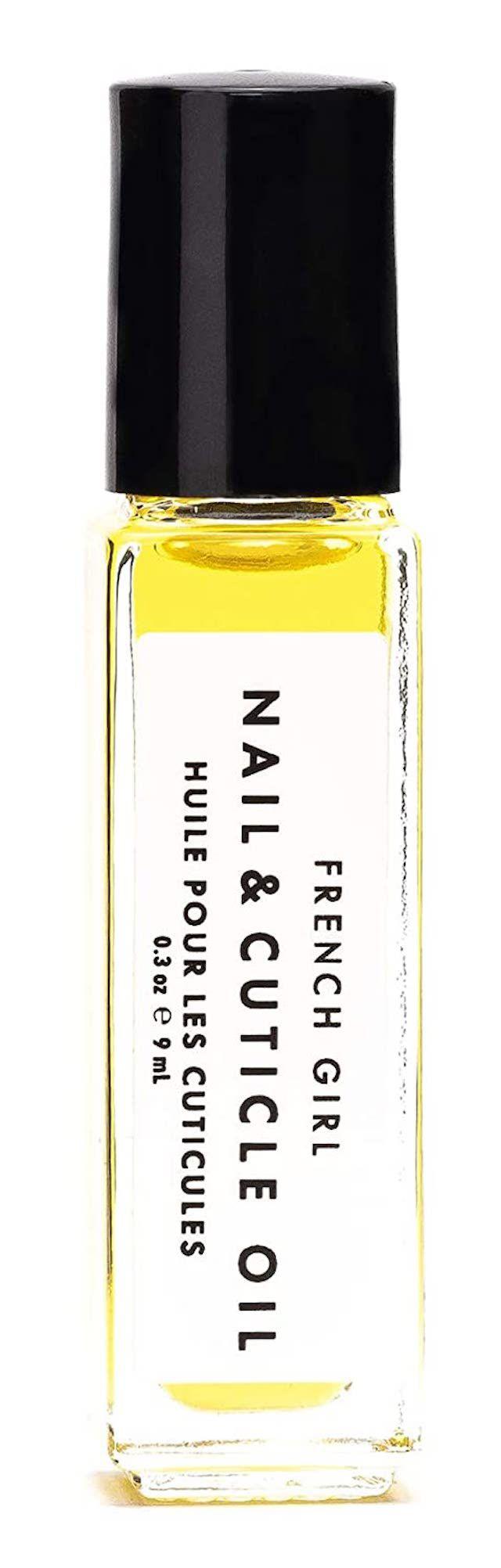 French Girl Organics Nail & Cuticle Oil