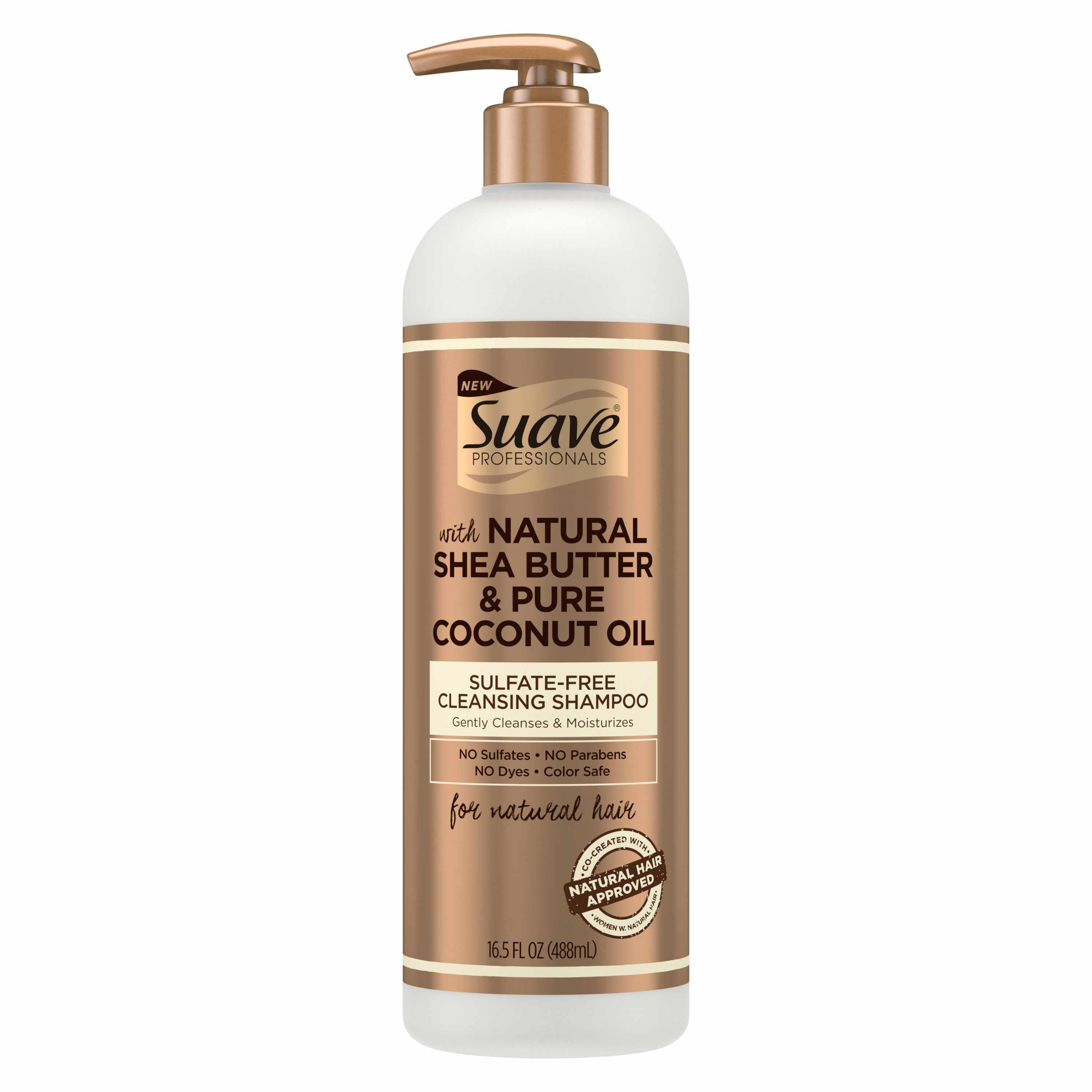 Suave Professionals Sulfate-Free Cleansing Shampoo