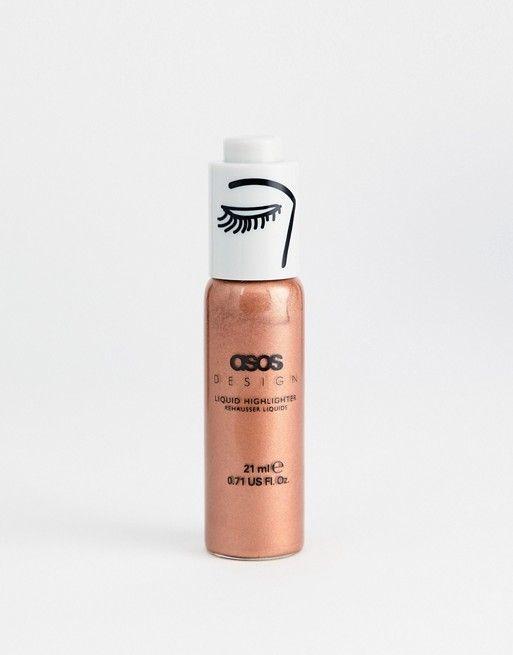 ASOS Design Liquid Highlighter in Fire