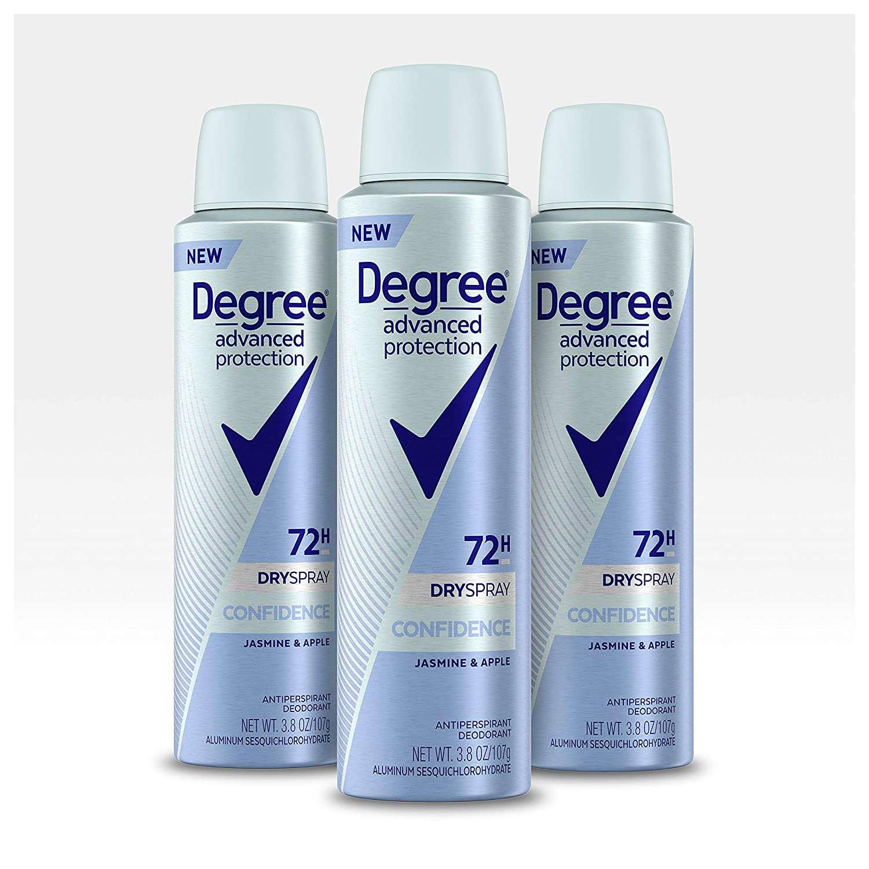 Degree Advanced Protection Deodorant Spray