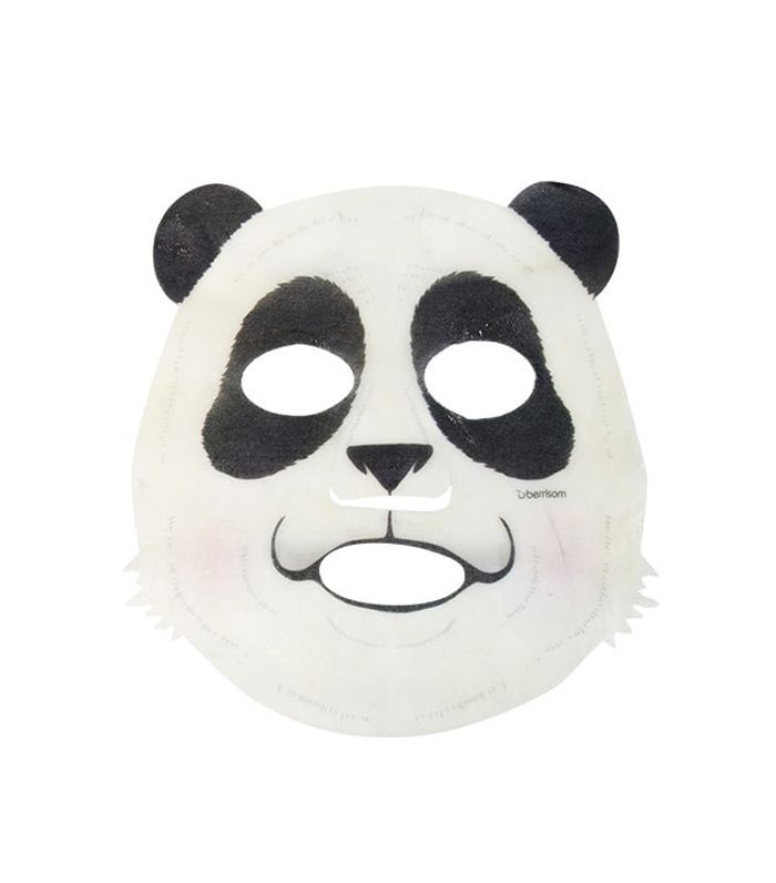 Best sheet mask: Berrisom Panda Animal Sheet Mask