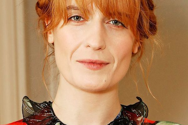 Red hair: Florence Welch
