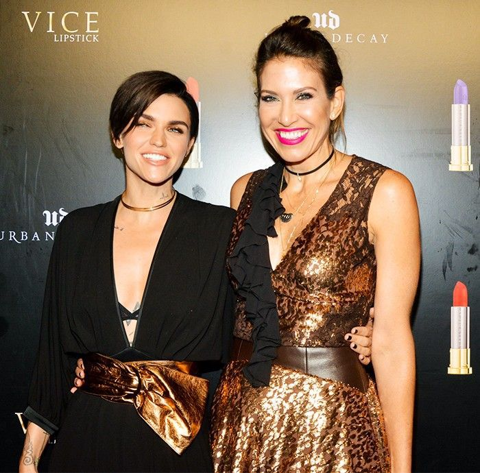 Wende Zomnir Made Urban Decay The