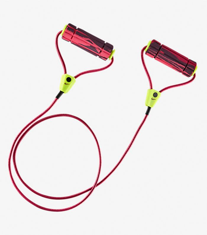 Jennifer lopez arm workout: Nike Long Length 2.0 Medium Resistance Band