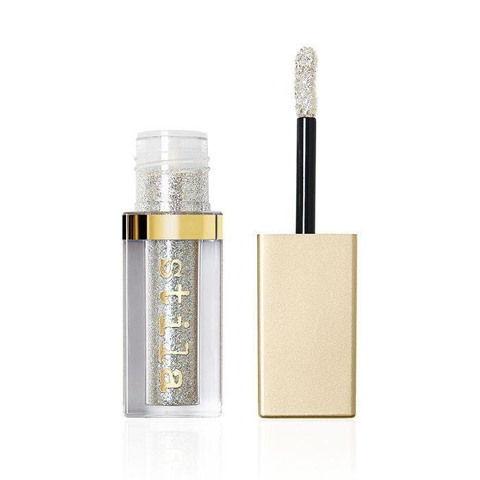 Best gliiter makeup: Stila Magnificent Metals Glitter & Glow Liquid Eye Shadow