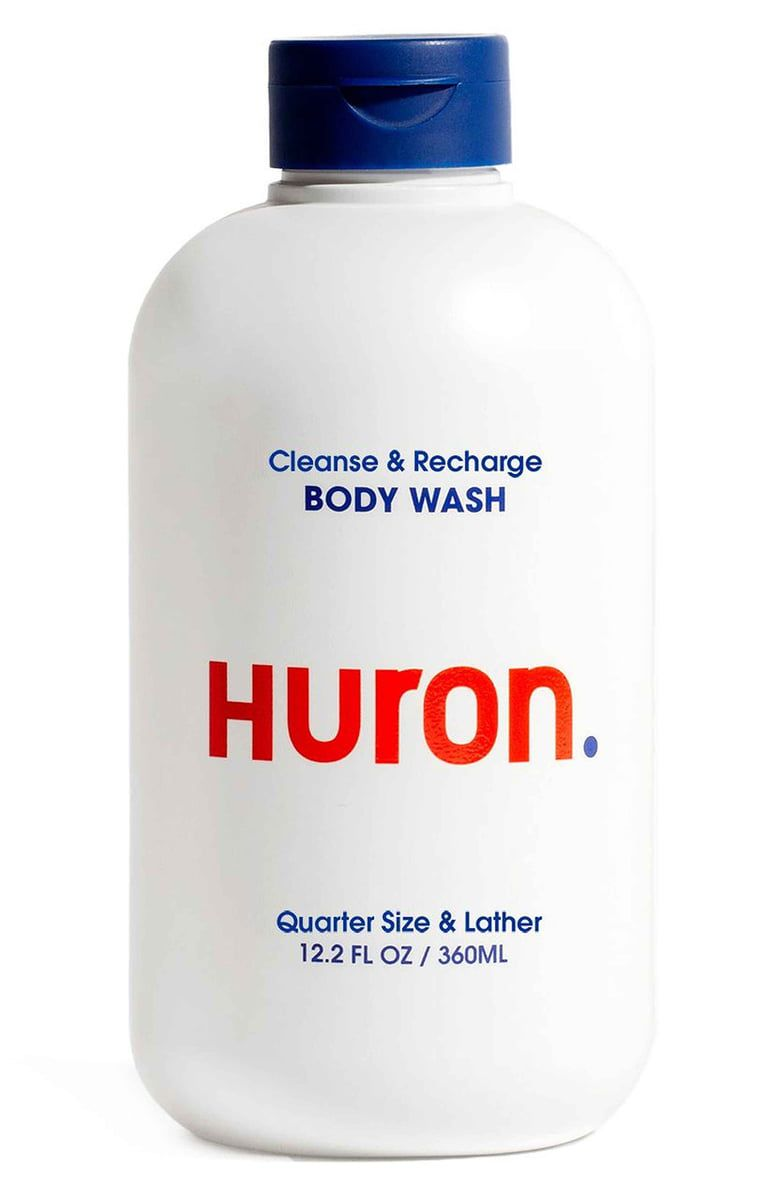 Huron Cleanse & Recharge Body Wash
