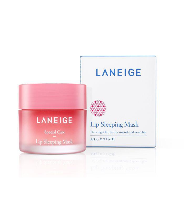best lip mask: Laneige Lip Sleeping Mask