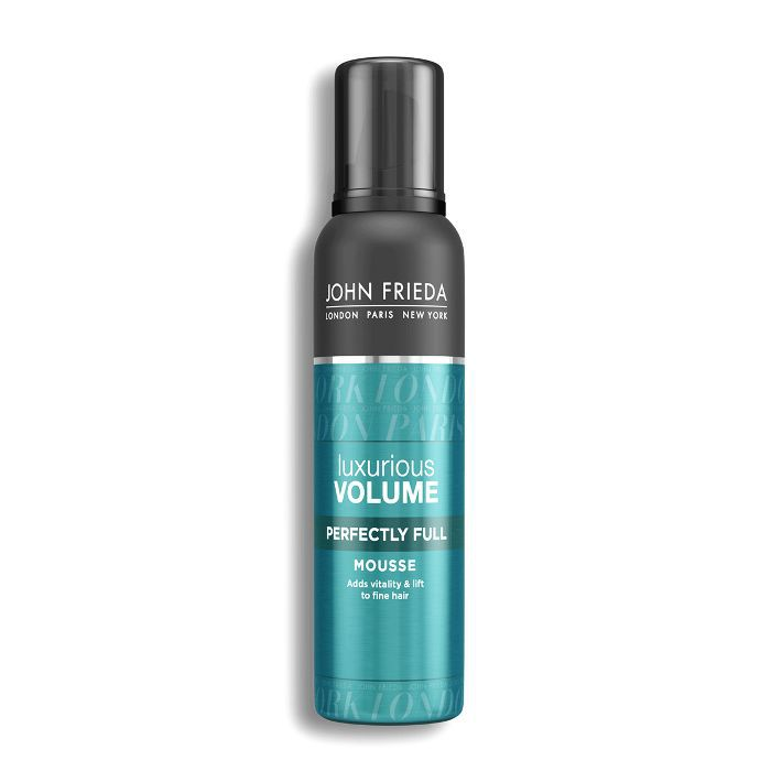 John Freida Luxurious Volume Thickening Mousse