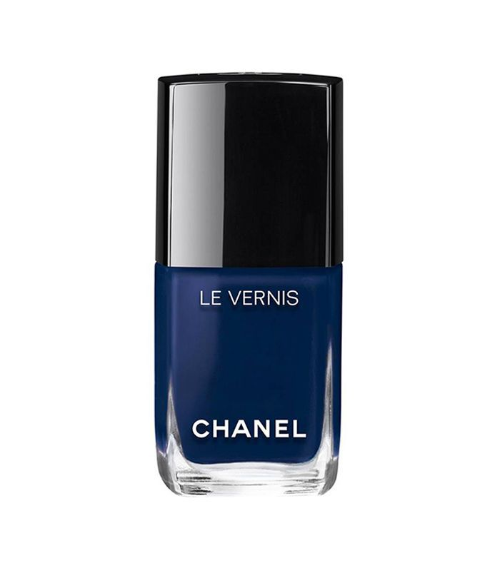 Chanel Le Vernis Longwear Nail Colour in Marinier - nail polish colors for fall