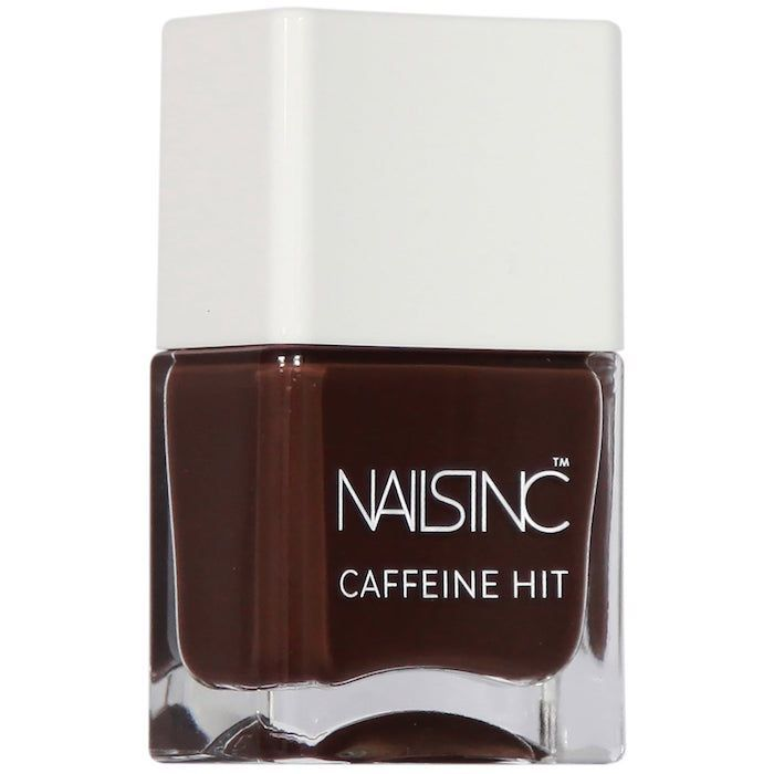 Caffeine Hit Nail Polish Collection Afternoon Mocha 0.47 oz/ 14 mL