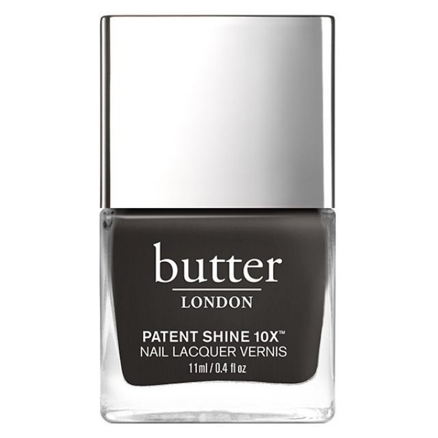 Butter London Patent Shine 10X Nail Lacquer in Earl Grey