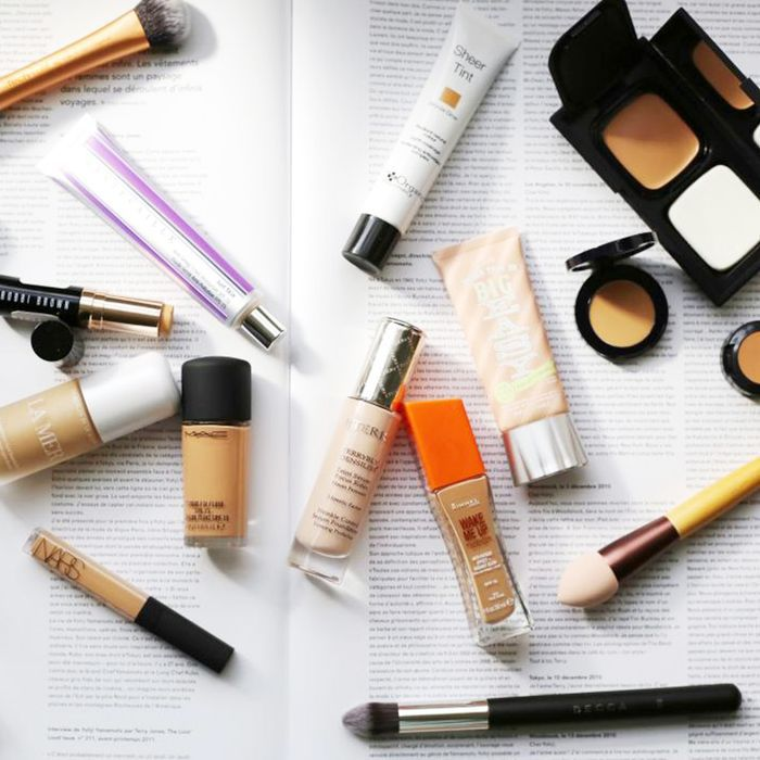 types of makeup foundations