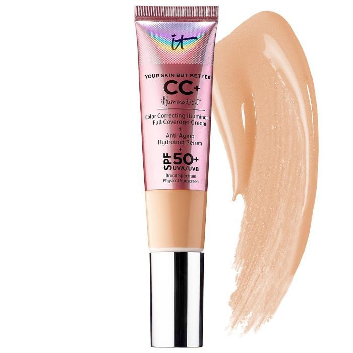 Your Skin But Better CC+Illumination Cream With SPF 50+ Neutral Tan