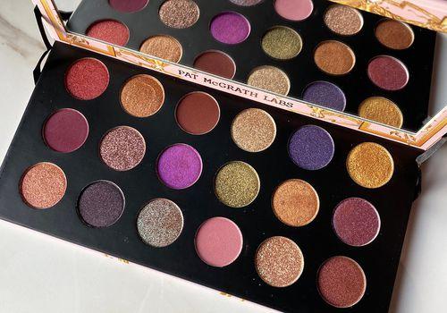 pat mcgrath eyeshadow palette