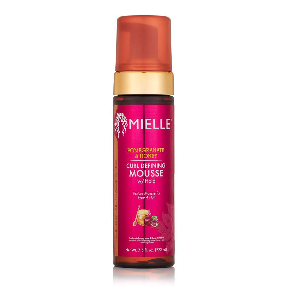 Mielle Organics Pomegranate & Honey Curl Defining Mousse with Hold