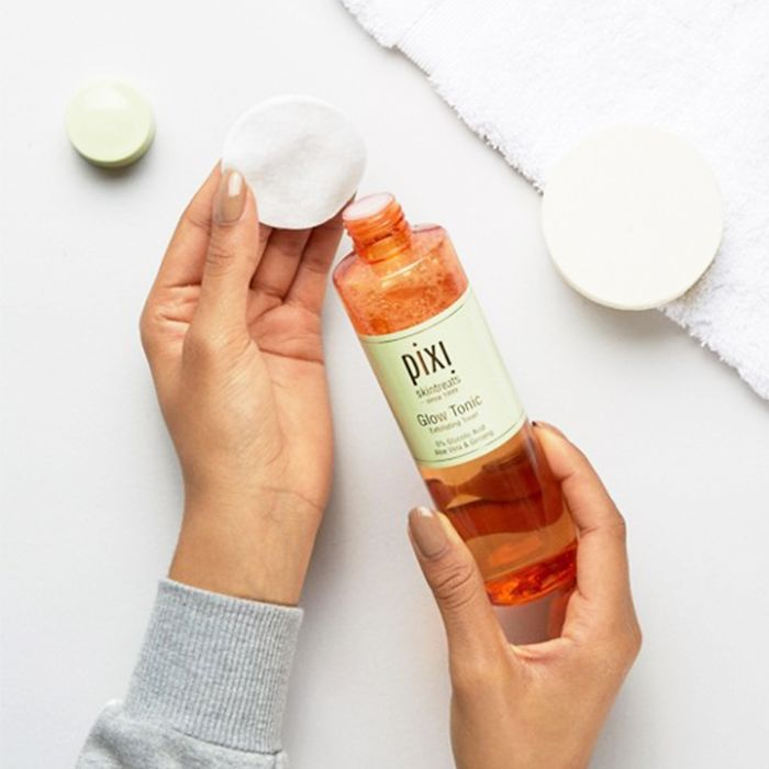 holy grail beauty products: Pixi Glow Tonic