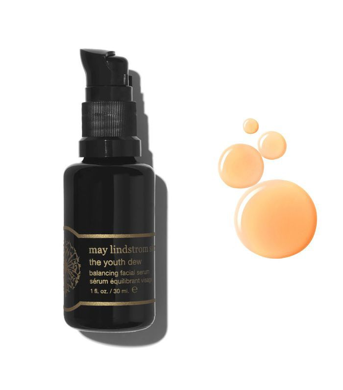 May Lindstrom skincare: The Youth Dew Balancing Facial Serum
